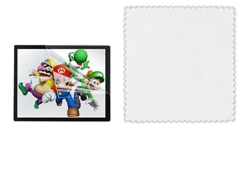 DSi/DS Lite Screen Shield and Cleaning Nintendo DS