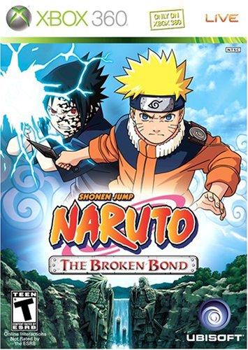 Naruto: The Broken Bond Xbox 360
