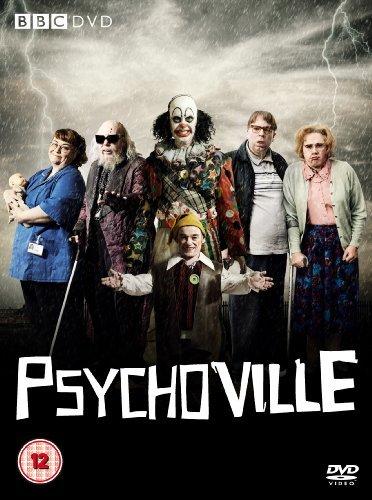 Psychoville - Season One - 2-DVD Set ( Psychoville -