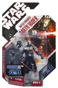 Star Wars Basic Figure Force Unleashed Darth Vader