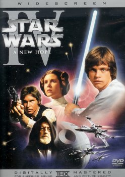 Star Wars, Episode IV- A New Hope (Widescreen Edition)