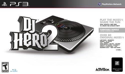 DJ Hero 2 Turntable Bundle PS3