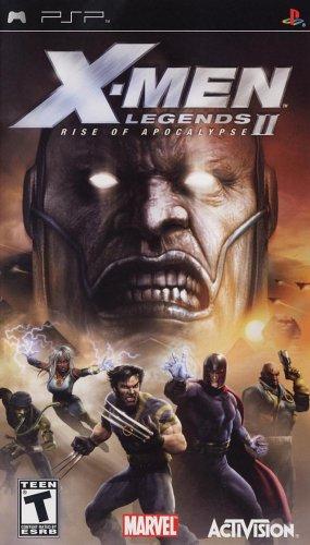 X-men Legends II: Rise of Apocalypse Sony PSP