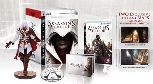 Assassin's Creed 2 Master Assassin Edition (Limited PS3