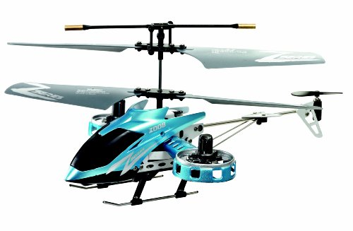 Z008 4-CH Mini Infrared RC Heli with Gyro