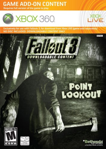 Fallout 3: Point Lookout Xbox 360
