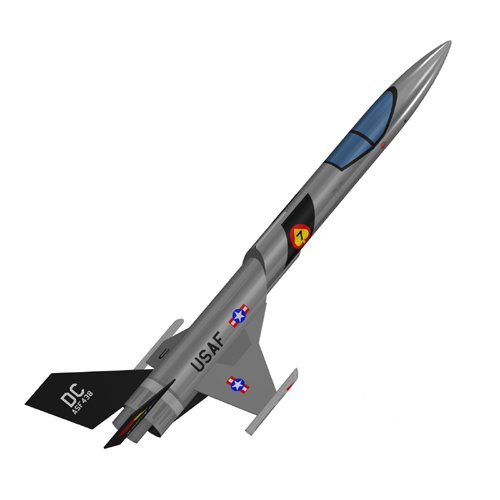Quest Aerospace AS-1 Fighter Escort Model Rocket