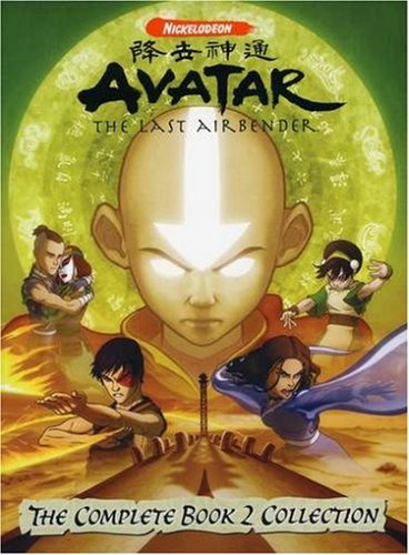 Avatar The Last Airbender - The Complete Book 2