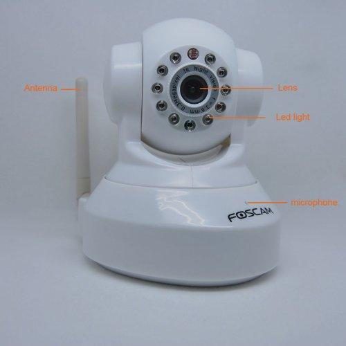 Brand New Genuine indoor internet wireless FOSCAM