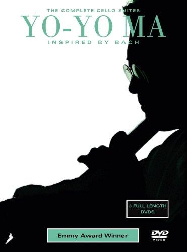 Yo-Yo Ma: Complete Cello Suites - Inspired By Bach