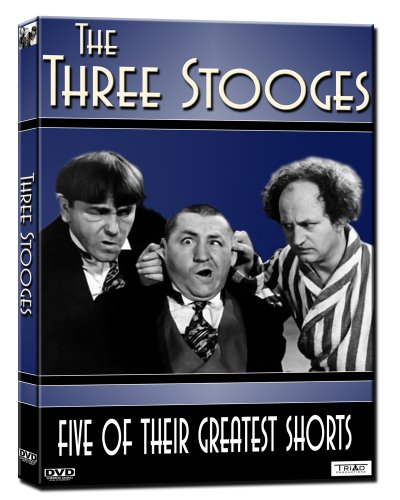 The Three Stooges: Five of Their Greatest Shorts