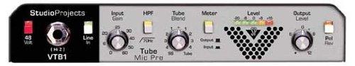 Studio Projects VTB1 Variable Tube Studio Mic Preamp