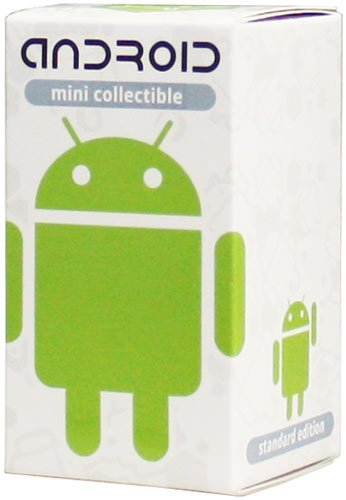 Google Android: Android Standard Green Ver. Mini