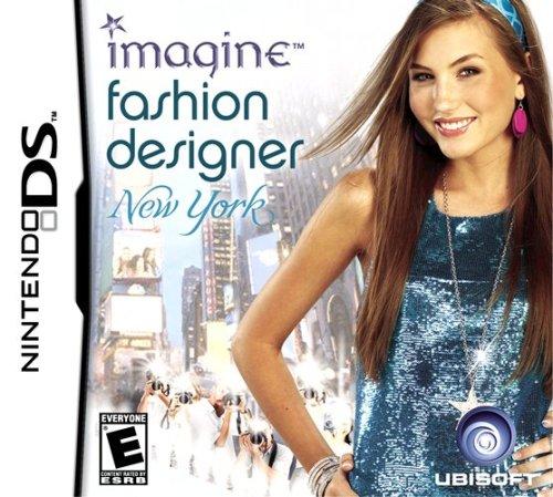 Imagine Fashion Designer New York Nintendo DS