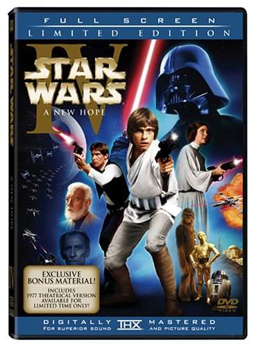 Star Wars Episode IV - A New Hope (2-discs with Full
