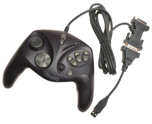 Gravis Xterminator Digital Game Pad (PC/USB Mac) Mac