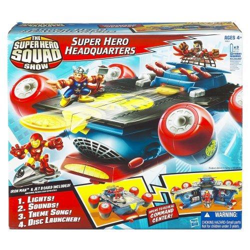 Marvel Super Hero Headquarters