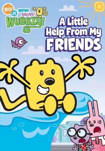 WOW WOW WUBBZY-LITTLE HELP FROM MY FRIENDS (DVD)
