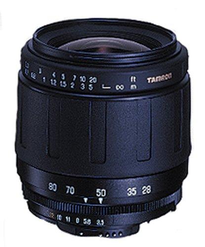 Tamron AF 28-80mm f/3.5-5.6 Aspherical Lens for Nikon