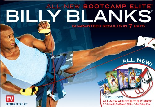 Billy Blanks - All New Tae Bo Boot Camp Elite