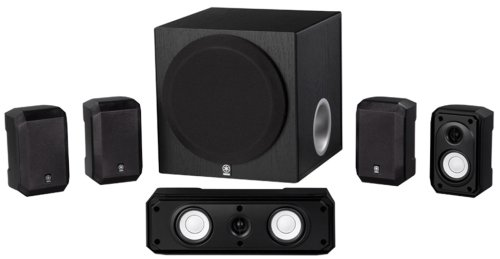 Yamaha NS-SP1800BL 5.1-Channel Home Theater Speaker