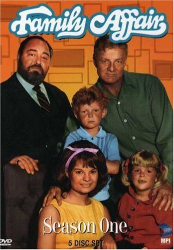 Family Affair - Season 1
