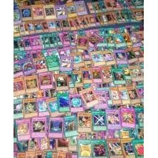 YuGiOh! SUPER Mega Lot 100 Mint Card Plus 4 Rares PLUS