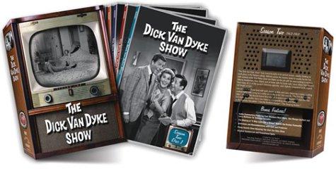 The Dick Van Dyke Show - Season Two (5 Disc Box Set)