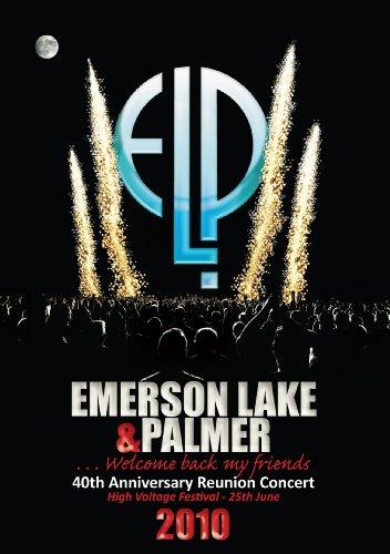 Emerson Lake & Palmer - 40th Anniversary Reunion
