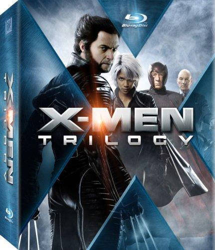 X-Men Trilogy (X-Men / X2: X-Men United / X-Men: The