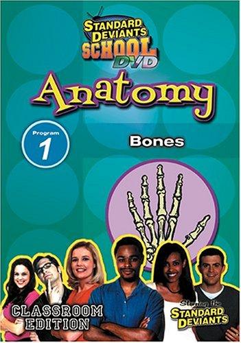 Standard Deviants School - Anatomy, Program 1 - Bones