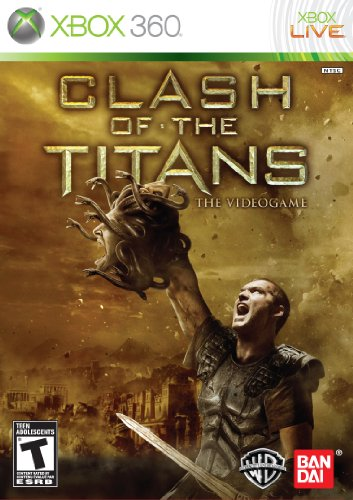 Clash of the Titans Xbox 360