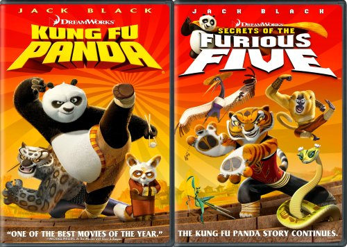 Kung Fu Panda (Two-Disc Double Pack)