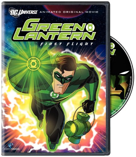 Green Lantern: First Flight (Single-Disc Edition)