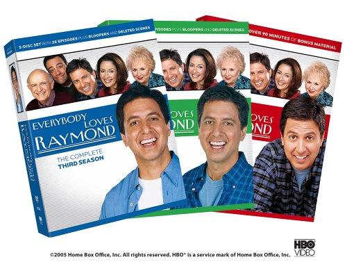 Everybody Loves Raymond - The Complete First Three