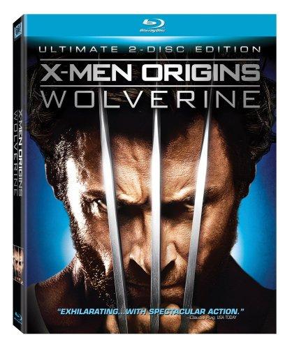 X-Men Origins: Wolverine (Two-Disc Edition + Digital