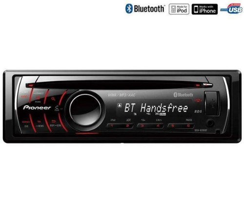 Pioneer DEH-P6200BT CD Receiver with Built-In