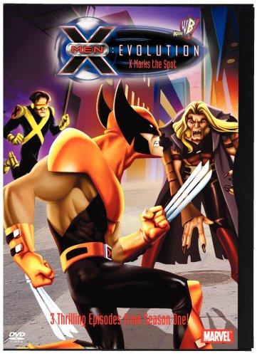 X-Men Evolution: X-Marks the Spot