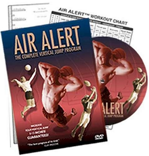 Air Alert: The Complete Vertical Jump Program
