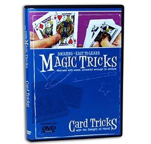 Amazing Easy to Learn Magic Tricks DVD: Card Tricks