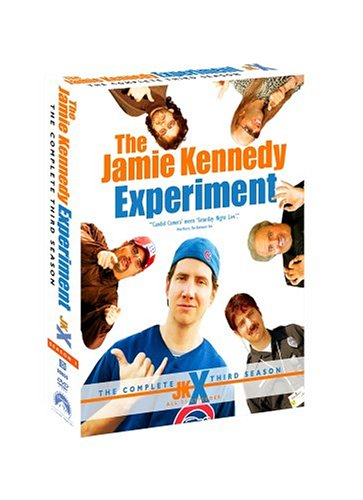 The Jamie Kennedy Experiment - The Complete Third