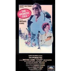 Ipcress File [VHS]