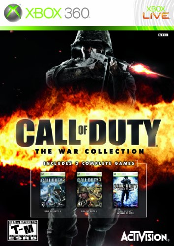 Call of Duty: The War Collection Xbox 360