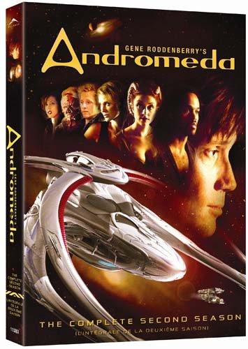 Andromeda - The Complete Second Season (Boxset)