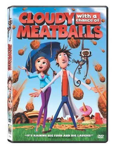 Cloudy with a Chance of Meatballs (Single-Disc