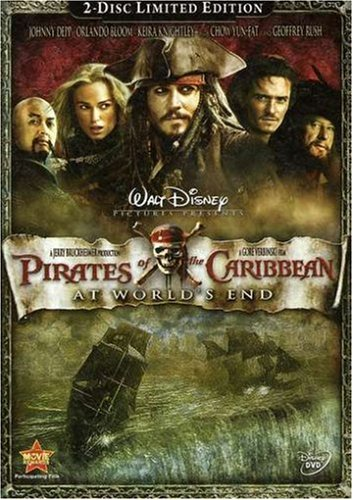 Pirates of the Caribbean - At World's End (Two-Disc