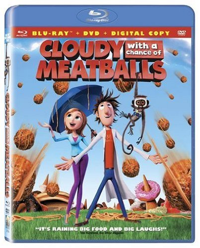 Cloudy with a Chance of Meatballs (Two-Disc