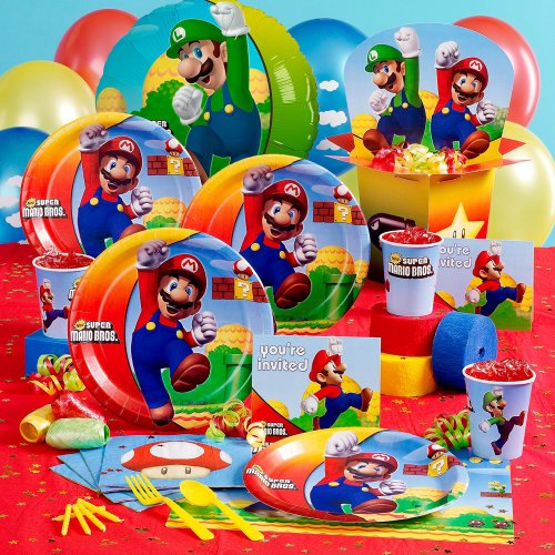 Super Mario Brothers Party Pack Add-On