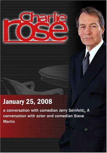 Charlie Rose - Jerry Seinfeld / Steve Martin (January