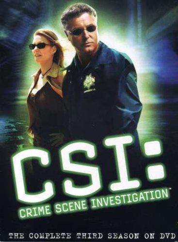 C.S.I. Crime Scene Investigation - The Complete Third